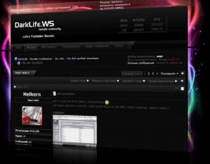 DarkLife Forum