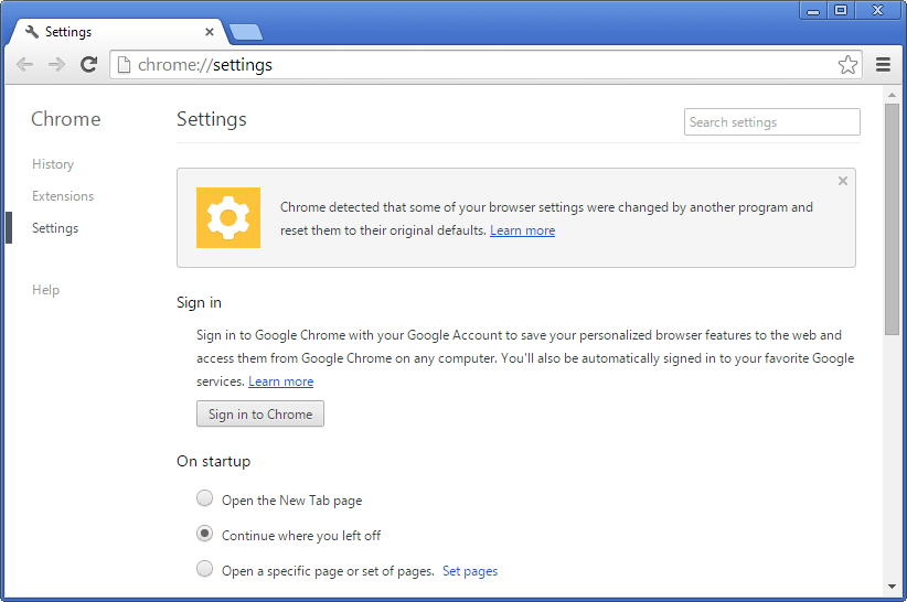 Google Chrome: Bypassing Secure Preferences