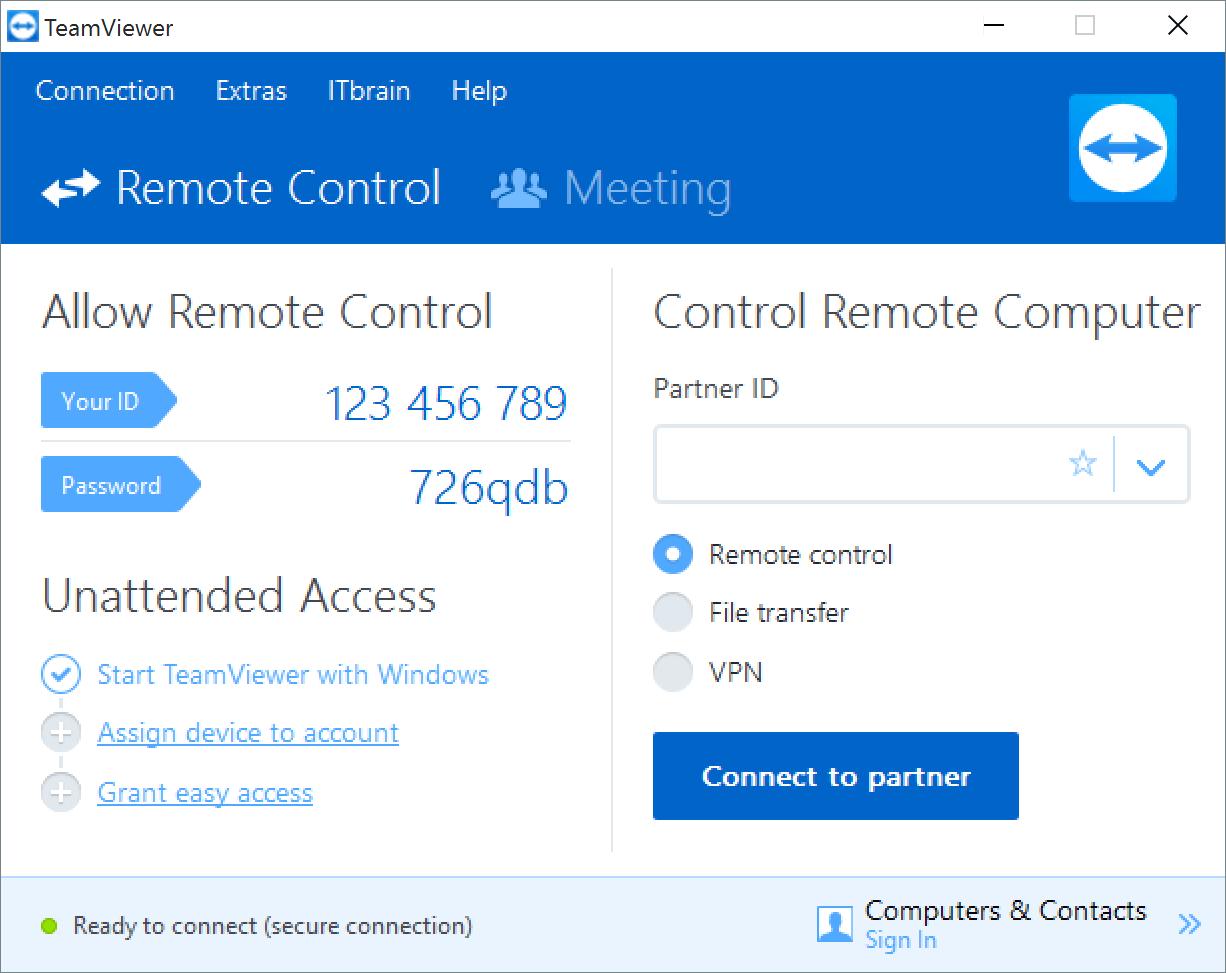 teamviewer download free windows 7 64 bit