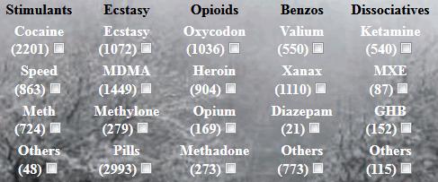 darknet drugs